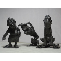 Figuras Plastimarx Coleccionables Nutty Mads Louis Marx & Co