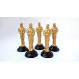 Mini Premio Oscar Fiesta Temática Hollywood.9cm