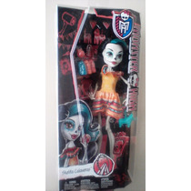 Skelita Calaveras Monster High Scarnival