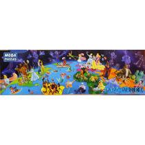 Rompecabezas Mundo De Disney, Panorama, Fantasía, Niños Vbf