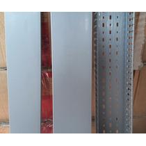 Caja De Canaleta Gris Marca Abb 120x80 Con 6 Piezas