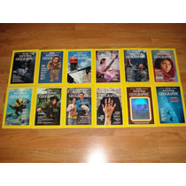 Antigua Revistas National Geographic Set Completo Año 1985