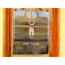 Manuel Ojeda, Pedro Paramo El Hombre, Poster De Cine