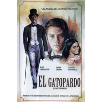 El Gatopardo (il Gattopardo) Burt Lancaster Dvd Región 1 Y 4
