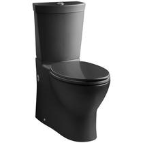 Baño Sanitario Negro Inodoro Moderno Contemporane Kohler Vv4