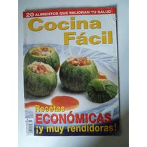 Revista Cocina Facil Recetas Economicas Y Muy Rendidoras