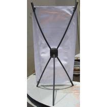 Porta Mini Banner 40x22 Excelente Publicidad En Mostradores