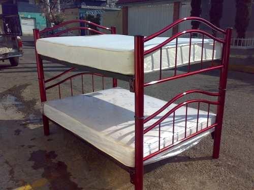 Litera matrimonial reforzada a precio de fabrica camas a - Fabrica de literas ...