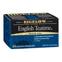 Bigelow Té La Hora Del Té Inglés 20 Ct (paquete De 6)