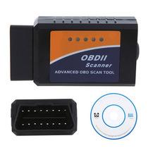 Escaner Automotriz Universal Bluetooth Obdii Obd 2 Elm327