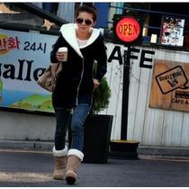 Sudadera Abrigo Chammarra Hoodie Calientit Moda Japonesa Vbf