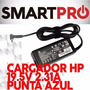 Cargador Original Hp 19.5v 2.31a Punta Azul