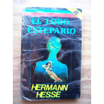 El Lobo Estepario-1990-aut-hermann Hesse-edit-anaya-rm4