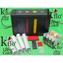 Sistema D Tinta Continua P/epson Xp-101 Xp-201 Xp-211 Xp-411