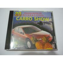20 Grandes Exitos Del Internacional Carro Show Cd