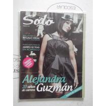 Alejandra Guzmán,revista Sólo De Febrero De 2010