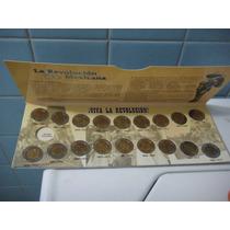 Coleccion Completa De Monedas De 5 Pesos Y Coleccionador Op4