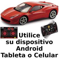 Ferrari Italia Silverlit Bluetooth Control Remoto /p Android