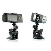 Camara Dvr Xb58 Grabacion Video Doble Y Ruta Gps Para Coche