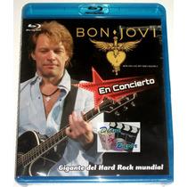 Blu-ray Bon Jovi En Concierto!! Op4
