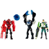 Jh Max Steel Giftable Team-up Figure & Accessory