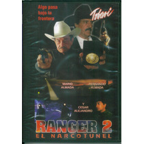 Ranger. Mario Almada Y Cesar Alejandro. Formato Dvd