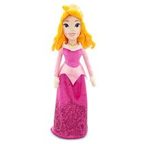 Princesas De Peluche Disney Store 51cms Aurora Tiana Y Más
