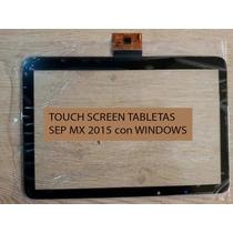 Touch Original Tablet Sep Mx Iusa Punto Azul Garantia
