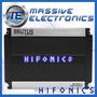 Amplificador Hifonics Brutus Elite 4ch Be500.4 Clase Ab 2014