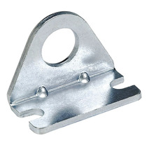 Herraje De Montaje De Cilindro 2 Ménsula De Soporte Aluminio