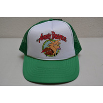 The Angry Beavers Gorra Retro Rapera Genial Verde Hottopic