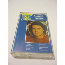 Camilo Sesto La Serie De Los 20 Exitos Kct 1991 Rarisimo