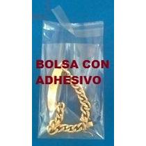 Bolsa De Celofan Con Adhesivo