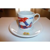 Barcelona Football Club Coffee Mug Taza 3 Oz Centenario 1997