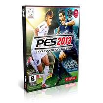 Pro Evolution Soccer P E S 2013 Original Juego P Computadora