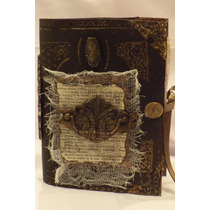 Libreta Diario Cuaderno Journal Regalo Antiguo