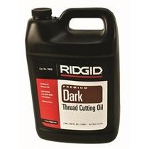 Aceite Para Tarrajas Aceite Roscar Ridgid Dark 70830 Galon