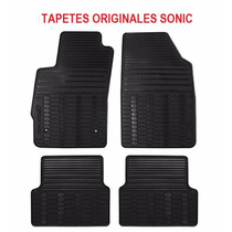 Tapetes Originales Chevrolet Sonic Envio Gratis!