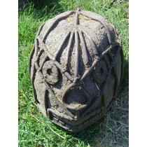 Mascara De Luchador De Piedra Estilo Antiguo. Envio Gratis.