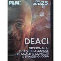 Diccionario De Especialidades En Analisis Clinicos, Plm