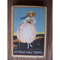 Lecturas Para Mujeres-gabriela Mistral-ed-calleja-madrid-op4