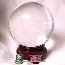 Bola O Esfera De Cristal - Para Adivinación 15 Cm - Grande