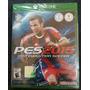 Pro Evolution Soccer 2015 Para Xbox One Nuevo Fisico