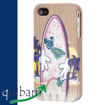 Iphone 5 5g Funda Carcasa Plastico Tabla Surf Mickey Mouse
