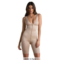 Body Reductor Firme Ilusion Mod 7101 Busto Forma