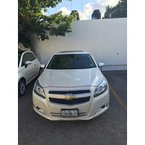 Chevrolet Malibú 4p Lt Aut 2.5 Aut 6v Piel 2013