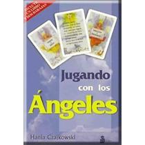 Libro Jugando Con Los Angeles-tarot-oraculos-wiccas-cartas