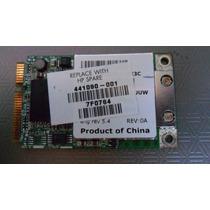 Tarjeta Inalambrica Para Compaq V6305nr-v6000 Vbf