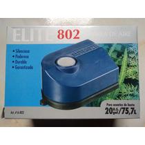 Bomba De Aire Elite 802 Dos Salidas