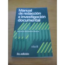 Redacción E Investigación Documental - Susana González Reyna